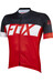 Fox Ascent - Maillot manches courtes - rouge